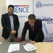 Alianza entre CFT Estatal y Sence  busca fortalecer la empleabilidad de los jóvenes y productividad