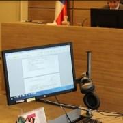 Poder Judicial implementa novedoso sistema que permite transcribir audios en archivos de texto
