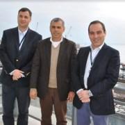 Sobre necesidad de aprovechar las ventajas que ofrece el puerto de Iquique, dialogaron alcalde Soria y nuevo gerente portuario
