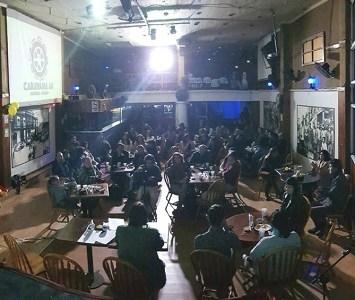 """""""Diálogos en Tránsito"""", fue el espacio para revisar y reafirmar la histórica relación entre Oruro y Tarapacá"""