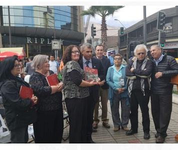 «No permitas que el olvido los mate dos veces» fue la consigna para conmemorar a los Detenidos Desaparecidos