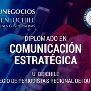 Colegio de Periodistas Iquique y Universidad de Chile preparan Diplomado en Comunicación Estratégica