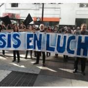 A 14 días de paro, se agudiza movilización en el FOSIS, por negativa del Ministro Moreno a dialogar