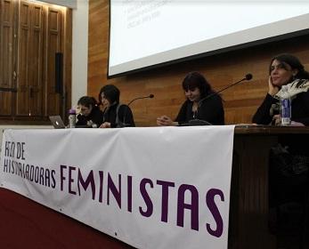 Sede Iquique de la UTA presente en encuentro de historiadoras feministas realizado en Santiago