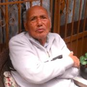 A los 93 años falleció el folclorista nortino, Calatambo Albarracín, autor del Cachimbo de Tarapacá