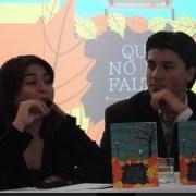 """Joven escritora iquiqueña lanza libro, """"Que no me faltas"""", relato basado en historia de sus abuelos maternos"""