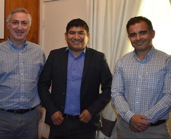 Bajo Soga, localidad de la Comuna de Huara, será sede del Congreso Mundial de la Quinoa