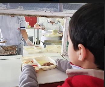 Escolares descubren el sabor de quinoa, alimento ancestral de gran propiedad alimenticia