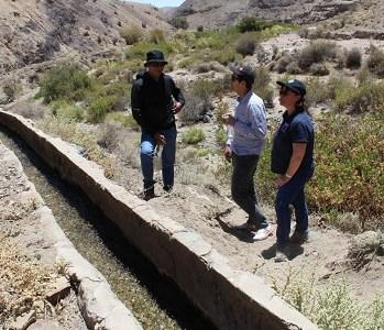 Habitantes de Coscaya piden generar medidas de protección y resguardo para sitios de valor arqueológico.