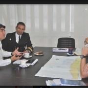 Anuncian que se realizarán desalojo de más de 50 ocupaciones ilegales en el borde costero de Iquique