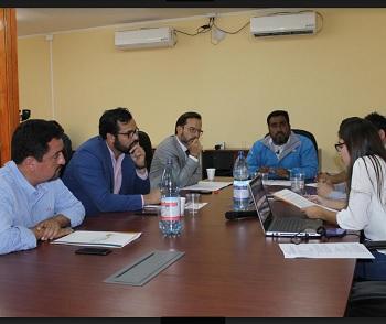Inician estudio para el parque industrial y tecnológico de Pozo Almonte, cuya finalidad será facvorecer el desarrollo