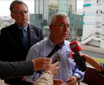 Proyecto de ley del Presupuesto 2019 asigna  41 mil millones de pesos a Tarapacá