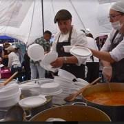 Calapurca más grande, preparada en Huara, será presentada al récord de Guinness