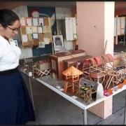 """Liceo """"Aníbal Pinto"""" revivió la vida en las salitreras, destacando el legado que dejaron los pampinos"""