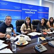 Consejeros Regionales coordinan con servicios públicos soluciones para  Concretar proyectos de viviendas sociales