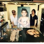 """A través del color, Exposición """"Los ausentes cercanos"""" revive con fotografías digitalizadas, restauradas y coloreadas,  a 7 ejecutados políticos de Pisagua"""