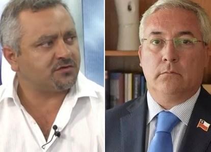 Duro revés para intendente Quezada: Deberá enviar carta de disculpas a periodista Nicolás Candel por actos discriminatorios y hostigamiento; además del pago de millonaria suma