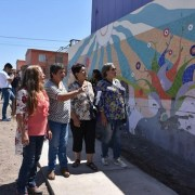 Vecinos compartieron experiencias en encuentro interbarrial del programa Quiero Mi Barrio en Iquique y Alto Hospicio