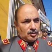 """Comandante en jefe del Ejército (S) reconoce que a pesar de informe favorable de estado psicológico de Marcos, podrían """"haber tomado medidas"""""""