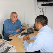 Rol de la prensa local en difusión de proyectos que desarrolla el Consejo Regional