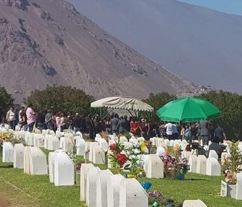 Último adiós a víctimas del tiroteo en Regimiento de Caballería. Tras ceremonia fúnebre familia de soldado, dice que no confía en justicia militar