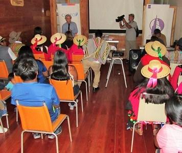 Programa Descubre Tamarugal, impulsa Plan Piloto de red de turismo vial Mauque-Puchuldiza, en la comuna de Colchane