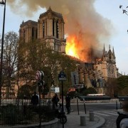 Luego del desastre cultural de Notre Dame, Sergio González llama a iniciar campaña para cuidar nuestros propios sitios patrimoniales que están en riesgo.