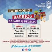 Municipalidad de Iquique marca un hito al reconocer el «Patrimonio de los Barrios», al celebrar el Día del Patrimonio