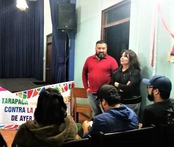 Frente Amplio inició trabajo con miras al próximo proceso eleccionario, convocando a toda la comunidad en la discusión temática