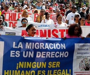 Red de Migrantes cuestiona proceso de regularización migratoria y denuncia que entidades públicas no contaban con información adecuada