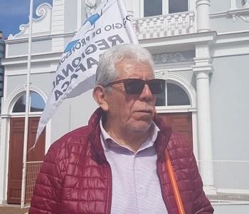 Denuncian a Escuela Plácido Villarroel, de cerrar con candado el establecimiento, ante falsa información de supuesta toma de profesores movilizadosos