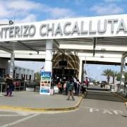INDH llegará esta tarde de miércoles 26 a Chacalluta, para verificar condiciones de venezolanos varados en paso fronterizo de Arica