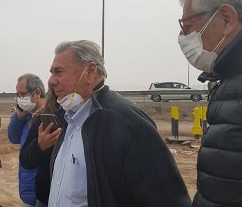 Emergencia Sanitaria solicitó el Senador Soria. También criticó la lentitud de reacción de las autoridades regionales