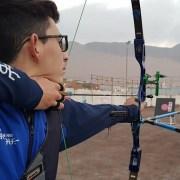 Los mejores arqueros de Chile, participan en Campeonato Nacional de Tiro con Arco en Iquique