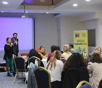 160 representantes de cien establecimientos municipales y subvencionados participaron en Encuentro Regional de Bibliotecas Escolares