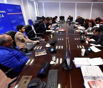 Pleno del CORE Aprueba concesiones para comuneros y recursos suplementarios para el liceo de la comuna de Pica
