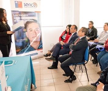 Convenio suscrito entre SENCE y CFT Estatal Tarapacá potencian continuidad de estudios superiores
