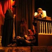 """Teatro Expresión presenta en Sala Veteranos función de cierre de la obra de su Iván Vera-Pinto, """"Las Voces de los Callados""""."""