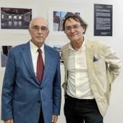 """En Universidad de Las Américas inauguran exposición fotográfica """"Mi reencuentro con Humberstone"""", del artista audiovisual Jorge Muñoz Ubal"""
