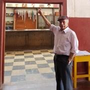 Con 95 ex Contralor de Salitrera Humberstone vuelve para recorrer la Oficina y donar valioso material que él mismo registro en 1949
