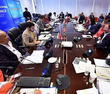 Más de dos mil 700 millones suplementarios entrega el CORE Tarapacá para obras del nuevo Estadio Tierra de Campeones