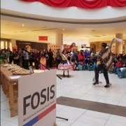 Ganadora del concurso de empanadas, se lució en inicio conjunto de Fiestas Patrias entre Mall Plaza Iquique y el Fosis