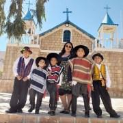 """En localidad de Macaya, estudiantes, maestros y apoderados celebraron el """"Día de la chilenidad"""""""