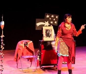 """Obra teatral """"Mi Abuelo Horacio"""", historia de un detenido desaparecido nacido en Huara, llega al Salón Tarapacá."""