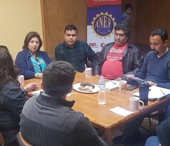 """ANEF y Colegio de Periodistas Iquique rayan la cancha al Gobierno: """"No vamos a aceptar abusos ni arbitrariedades"""""""