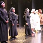 Teatro Aquelarre presenta su obra «Cuadros de Amor y Humor al Fresco en Sala Veteranos del 79