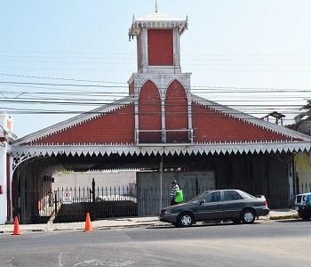 Inician obras de recuperación de la histórica estación de Ferrocarriles Iquique-Pueblo Hundido