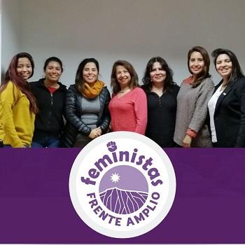 Convocan a Asamblea Feminista ampliada a militantes y simpatizantes de partidos que componen el Frente Amplio