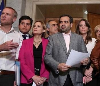 """Conoce Acuerdo de grupo de Senadores: Llaman al gobierno, ministerio público y tribunales a actuar en materia de seguridad"""""""