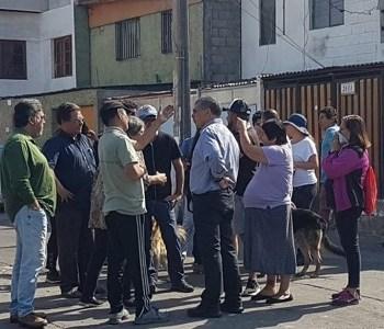Intenso trabajo desplegó la Municipalidad de Iquique para limpiar la ciudad tras los actos de vandalismos